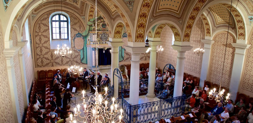 Synagogue concerts